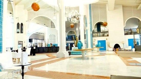 H10 Timanfaya Palace: Reception area