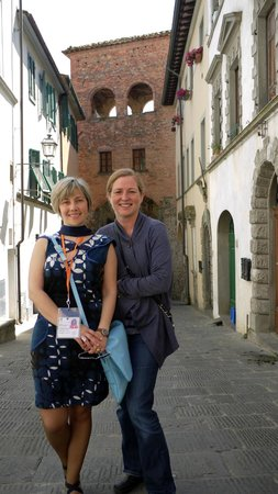 Discover Lucca with Elena - Day Tour : On a tour of Monte Carlo in Tuscany