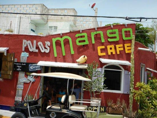 Mango Café Isla: Great Place!