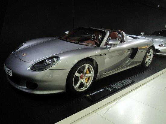Porsche Museum : Carrera GT