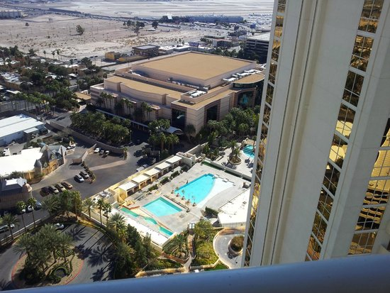 Signature at MGM Grand: View from Room 2