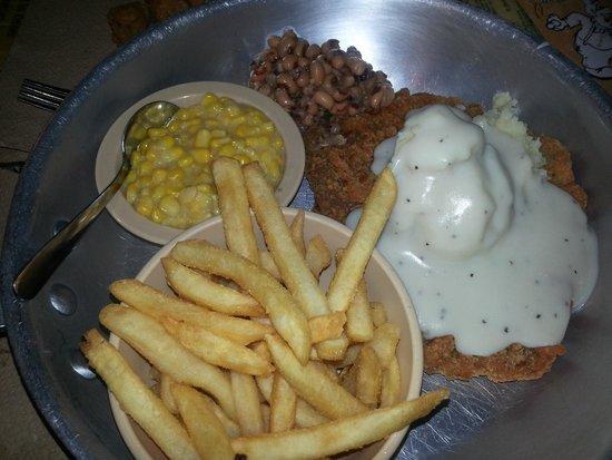 Lambert's II : Chicken Fried Steak