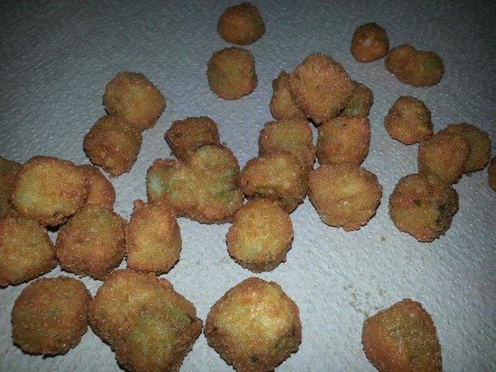 Lambert's II: Fried Okra...yeah baby!