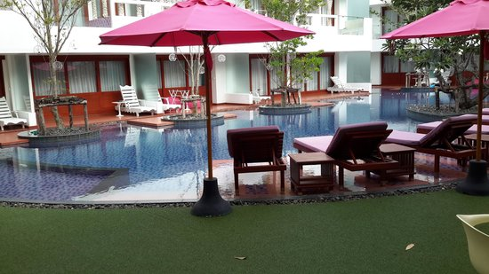 The Sea-Cret, Hua Hin: Swimming pool