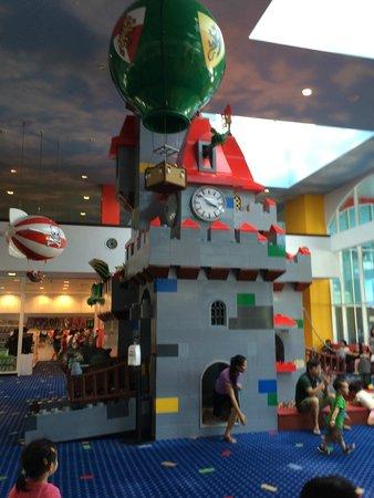 Legoland Malaysia Resort: Lobby