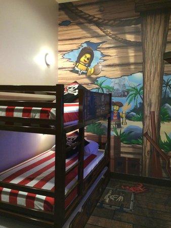 Legoland Malaysia Resort: Kids Bunk Bed