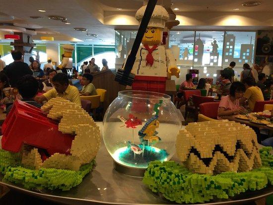 Legoland Malaysia Resort: Breakfast