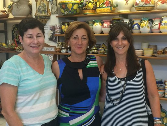 Ceramiche Cosmolena di Margherita di Palma: Margherita