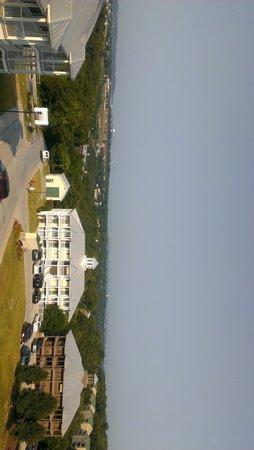 Silverleaf Holiday Hills Resort: morning sunrise