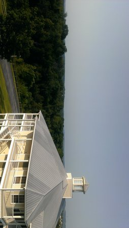 Silverleaf Holiday Hills Resort: morning sunrise 2