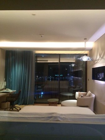 Hilton Pattaya: ภาพวิวจากห้องน้ำ