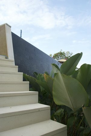 The Puncak: I like this Garden staircase