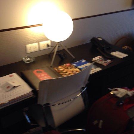 My Suites: Mesa de trabalho