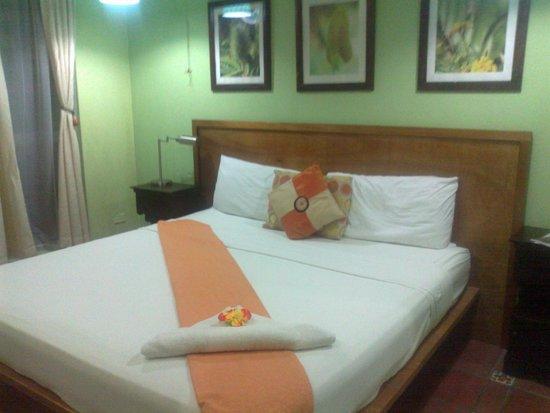 Hotel Mandarina : Habitación standard