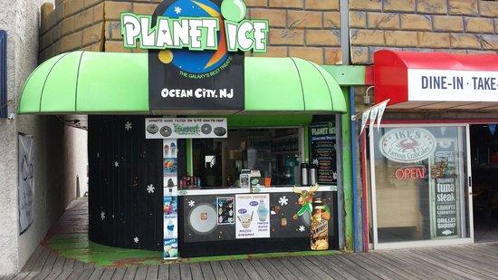 Planet Ice