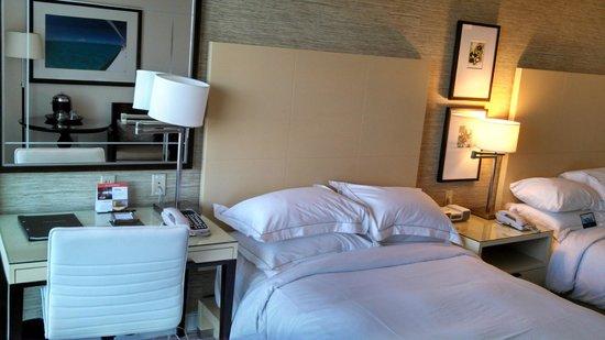 Hilton Fort Lauderdale Marina: the room