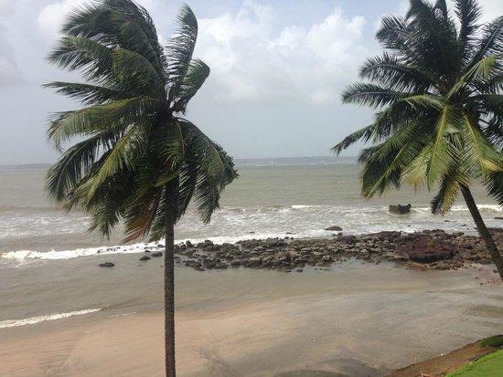 Cidade de Goa: great view