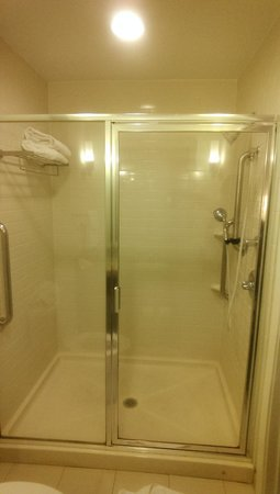 Holiday Inn Resort Pensacola Beach: Shower