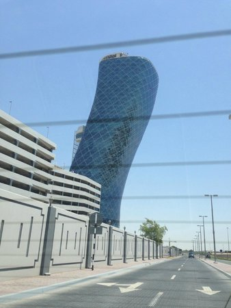Hyatt Capital Gate : hotel