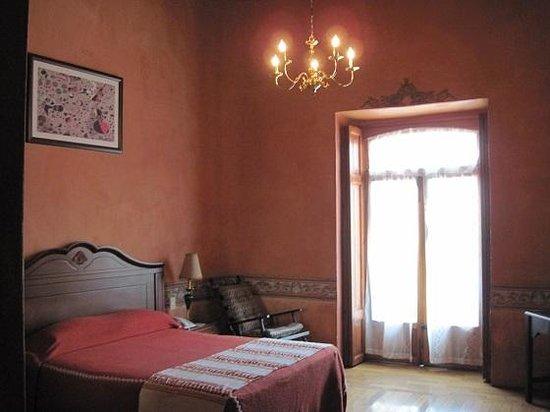 La Casa Azul Hotel: The Miro room