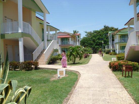 IBEROSTAR Taínos: Территория отеля