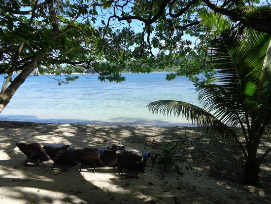 Erakor Island Resort & Spa: View from Villa 10