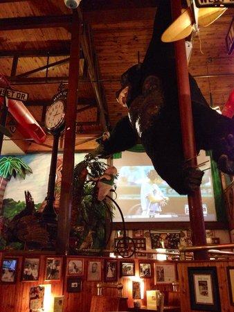 Macado's: Check out King Kong