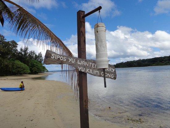 Erakor Island Resort & Spa: Ferry