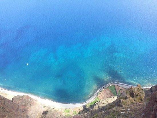 Cabo Girao: Cabo Girão - View from top