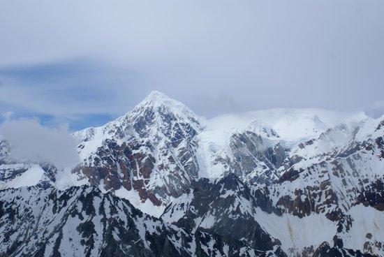 K2 Aviation: Mt. Foraker from K2 aircraft