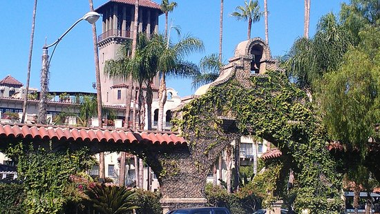 The Mission Inn Hotel and Spa : Front