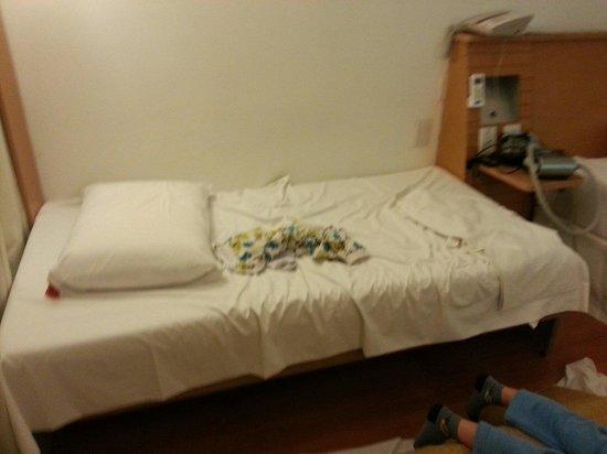Novotel Sao Jose Dos Campos: Sofa extra no quarto