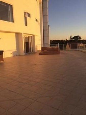 Oceans Resort & Spa Hervey Bay: balcony