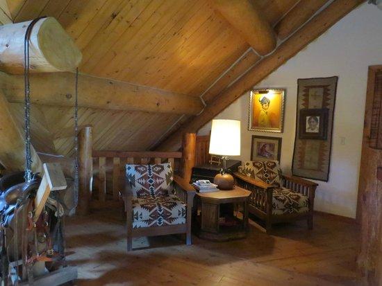 Buffalo Rock Lodge : Loft