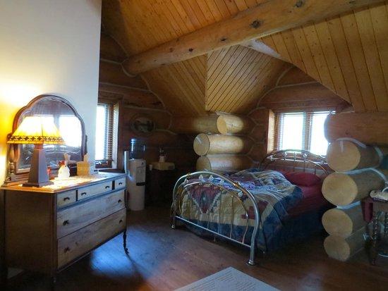 Buffalo Rock Lodge : Anne Tallent Room