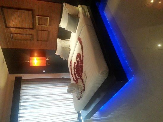 De coze' Hotel: room