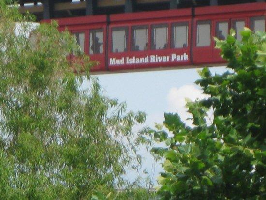 Mud Island River Park : Mud River Monorail
