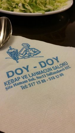 Doy Doy Restaurant : This is the place!!!