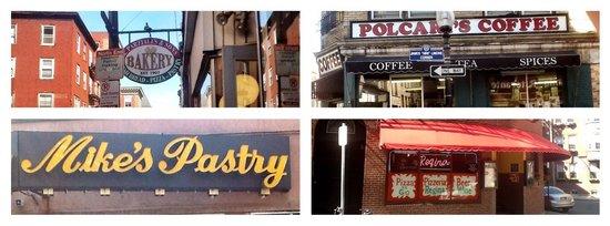 Boston North End Tours