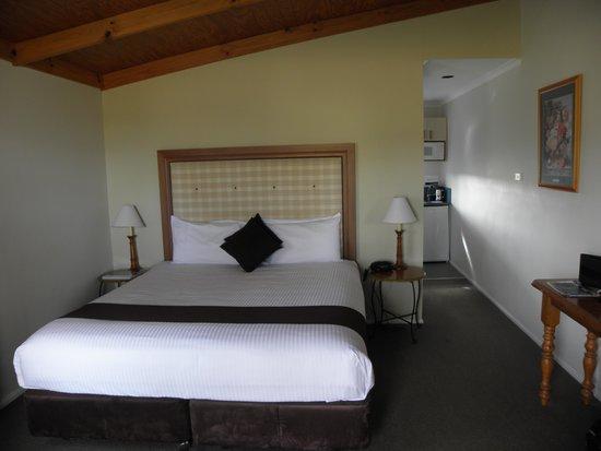 Hunter Valley Resort: Our room