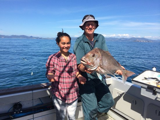 Anglers Lodge: Fun family fishing