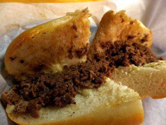 Wayside Market: Cheese Steak Sandwich - $5.75