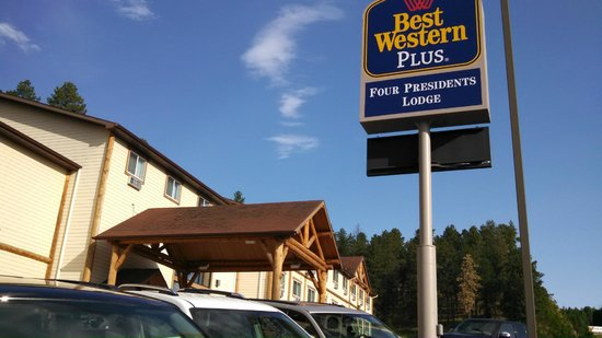 The Lodge at Mount Rushmore : Hotel