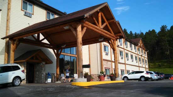 The Lodge at Mount Rushmore: Hotel