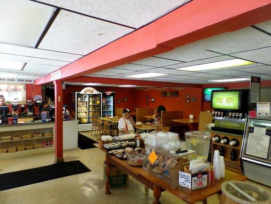 Wayside Market: Dining Area