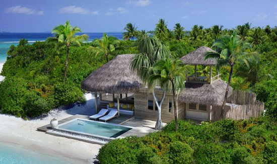 Six Senses Laamu: Family Villa with Pool