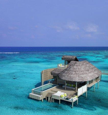 Six Senses Laamu: Laamu Water Villa with Pool