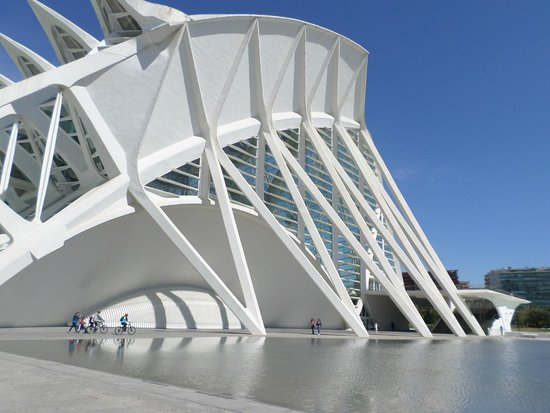 City of the Arts and Sciences: saideira