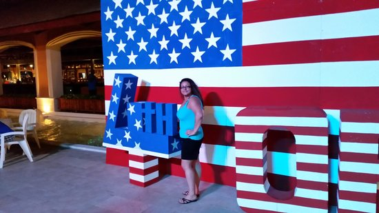 Majestic Elegance Punta Cana : Happy Independence Day 2014