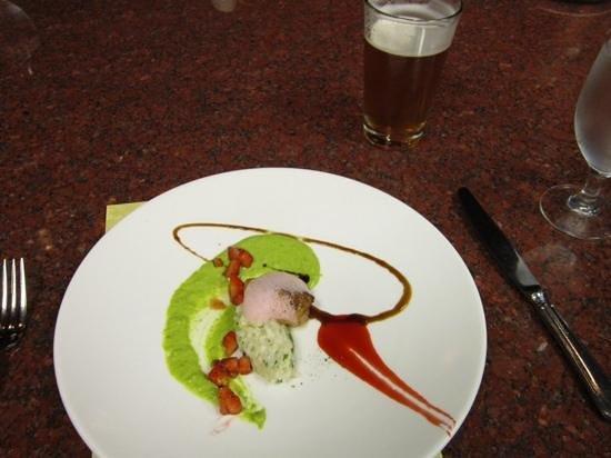 Marc Restaurant: appetizer